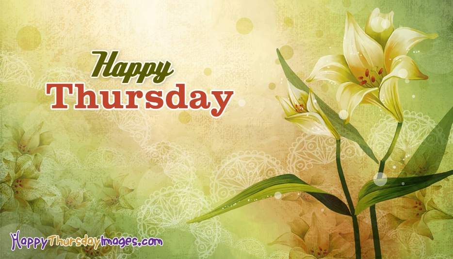 Happy Thursday Wallpaper, Images
