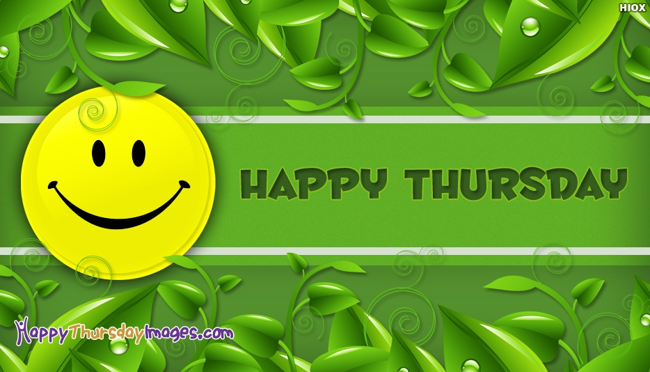Happy Thursday Emoji - Happy Thursday Images for Everyone