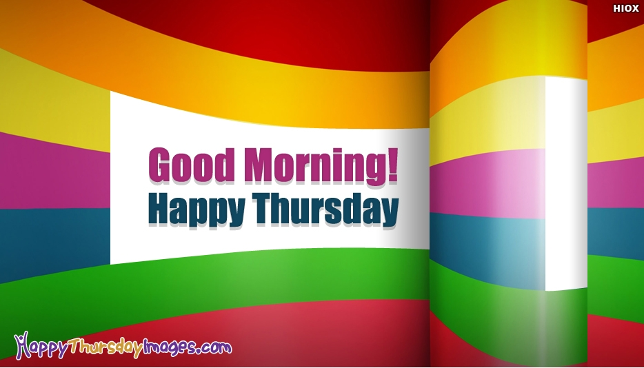 Happy Thursday Images For Facebook - Beautiful Happy Thursday Images