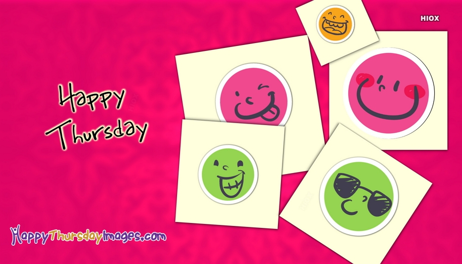 Happy Thirsday Smiley Pictures Images