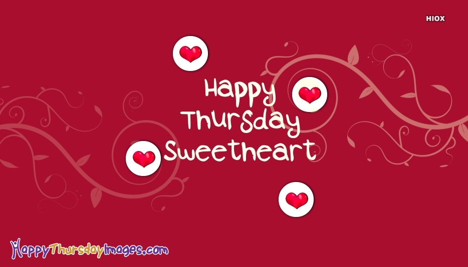 Happy Thursday Images for Love