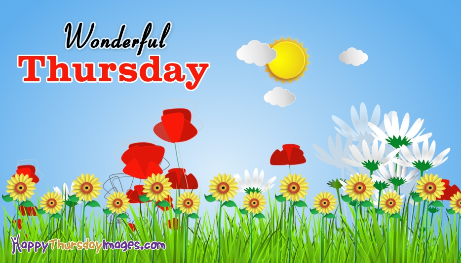 Happy Thursday Wishes @ HappyThursdayImages.com