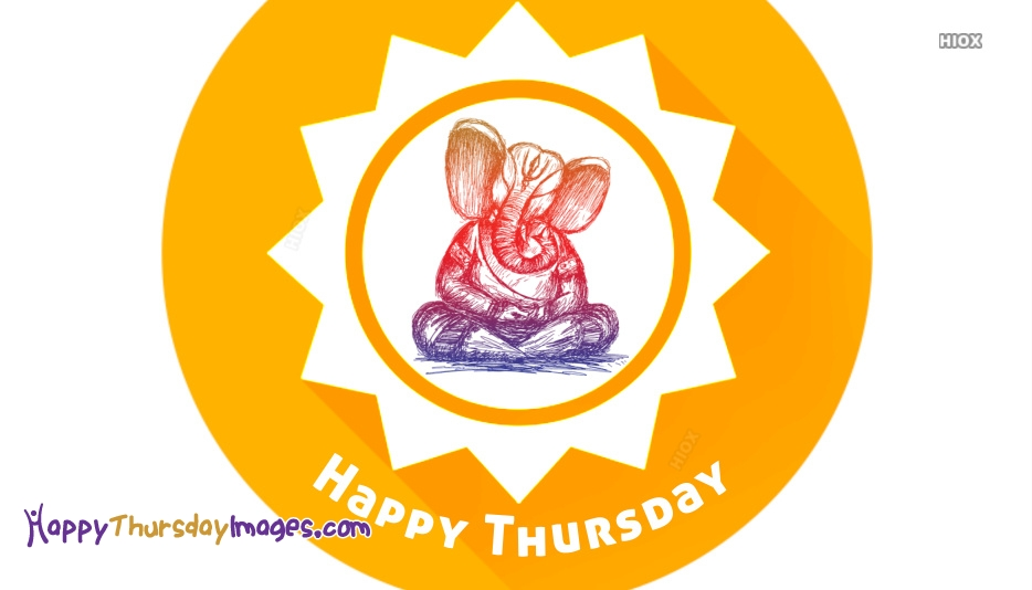 Happy Thursday God Images