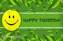 Happy Thursday Coffee