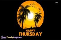 Happy Thursday Hd
