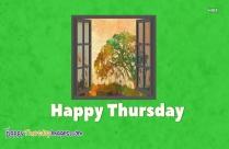 Happy Thursday Nature