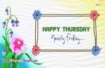 Cute Happy Thursday Greetings