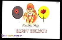 Happy Thursday Om Sai Ram