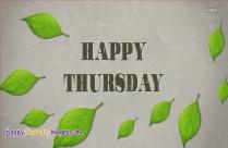 Happy Thursday Picture