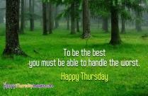 Happy Thursday Funny