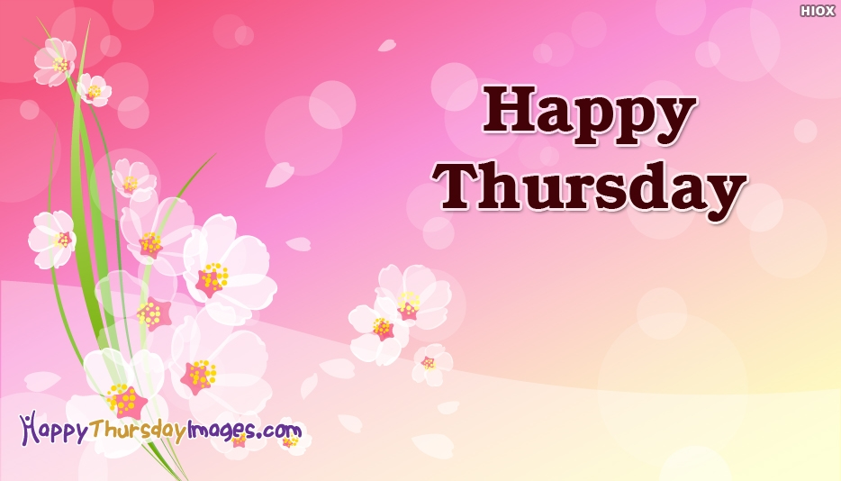 Thursday Image for Whatsapp - Happy Thursday Images for Everyone