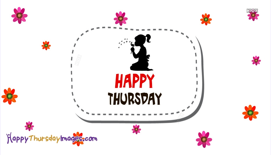 Cute Happy Thursday Image For Her