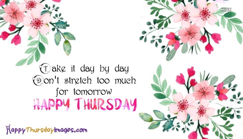 Thursday Wishes With Meaningful Quotes
